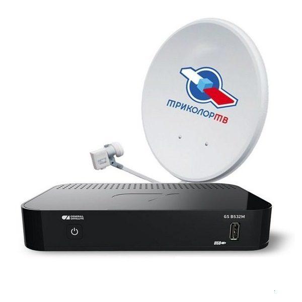 Комплект «Триколор ТВ» на 1 ТВ 1